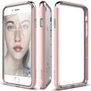 Ovitek obroba za Apple iPhone 7 LOVELY PINK Bumper Elago