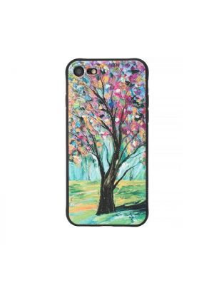 Ovitek silikonski za Huawei P20 | Hoco Colored Case (Tree)
