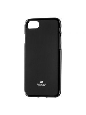 Ovitek silikonski za iPhone Xs Max | Mercury Jelly Case Črn