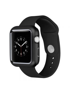 Apple Watch 44mm Series 5 | Ovitek Pull magnetni, črn