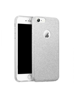 Apple iPhone 11 | Ovitek Shining Case Srebrn