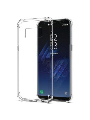 Ovitek silikonski za iPhone X/Xs Max | Anti Shock 0.5mm Prozoren