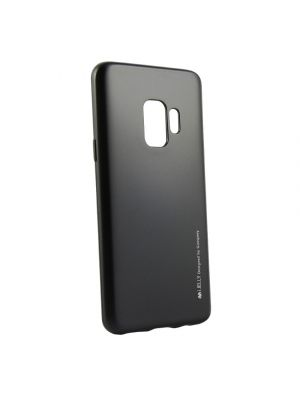 Ovitek silikonski za iPhone 6+/6S+ | Mercury iJelly Case Črn