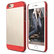 Ovitek za Apple iPhone 6/6s Outfit Case Elago Extreme Red
