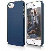 Ovitek za Apple iPhone 7/8   TEMNO MODER Slim Fit Soft Case Elago