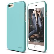 Ovitek za Apple iPhone 6/6S Slim Fit 2 Elago Coral Blue