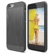 Apple iPhone 6/6s | Ovitek Outfit Matrix Elago Matt Black