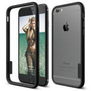 Ovitek obroba za Apple iPhone 6/6s ČRN Bumper Elago