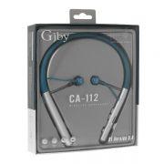 Slušalke ušesne brezžične | GJBY CA-112 Modre