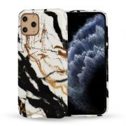 Apple iPhone 12/12 Pro | Ovitek Marble Silicone D3