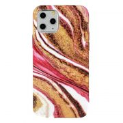 Apple iPhone 12/12 Pro | Ovitek Marble Silicone D8