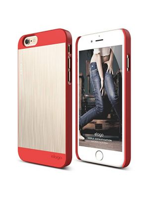 Apple iPhone 6/6s | Ovitek Outfit Case Elago Extreme Red