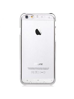 Apple iPhone 6/6s | Ovitek Swarowski Crystal Bling Silver