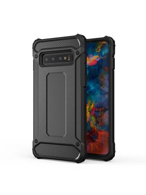 Apple iPhone 11 Pro Max | Ovitek Armor Carbon Case Črn