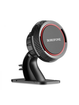 Avto nosilec magnetni | Borofone BH13 Črn