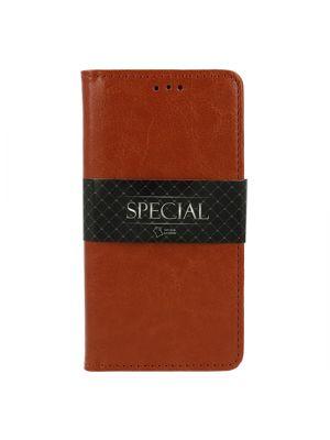 Samsung Galaxy A80/A90 A805F/A905F | Ovitek Preklopni Book Special Rjav