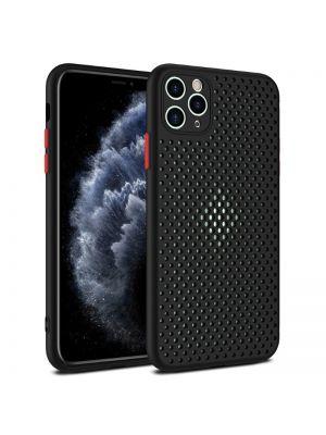 Samsung Galaxy A51 A515F | Ovitek Breath Case Črn