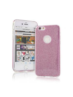Samsung Galaxy S10e G970F | Ovitek Glitter Case Pink