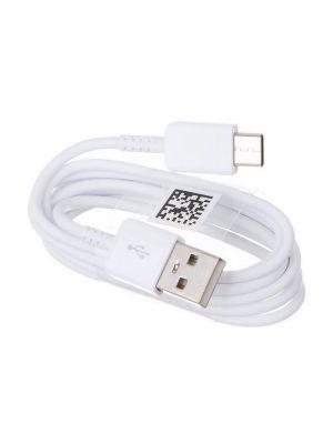Podatkovni kabel Type-C 1.5m | Samsung EP-DW700CWE Bel (bulk)