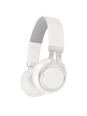 Slušalke naglavne z mikrofonom Extra Bass EP-16 Bele