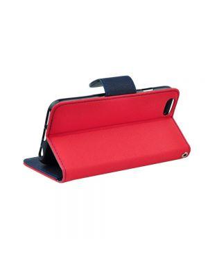 Preklopna torbica Fancy Flip za Sony Xperia Z3 Rdeča