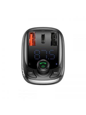 Avto FM oddajnik in polnilec Bluetooth | Baseus S-13