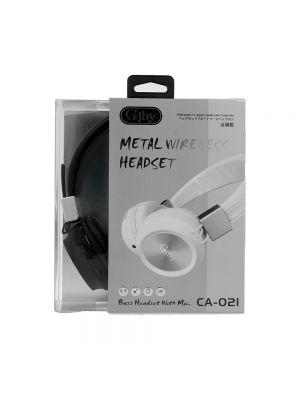 Slušalke naglavne brezžične | GJBY CA-021 Črne