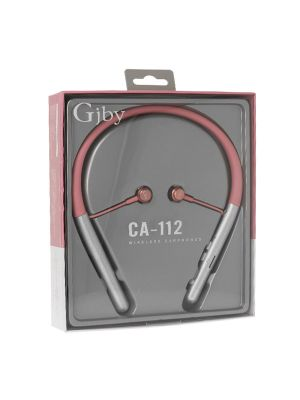 Slušalke ušesne brezžične | GJBY CA-112 Pink