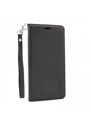 Preklopna torbica za Nokia 3 Hanman Črna