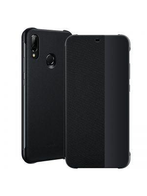 Preklopna torbica za Huawei Mate 20 Lite | Original Smart View Flip Cover Black