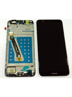 LCD za Huawei P Smart Črni