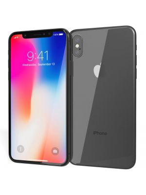 Apple iPhone X 64GB Space Gray | rabljen mobilni aparat