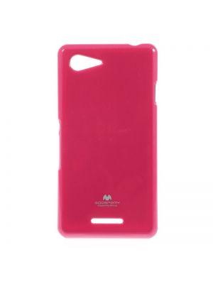 Ovitek silikonski za LG G6/ H870 | Mercury Jelly Case HotPink