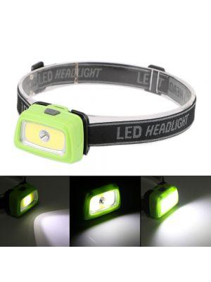 LED Naglavna svetilka COB+XPG LED Elp