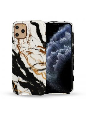 Apple iPhone 12 mini | Ovitek Marble Silicone D3