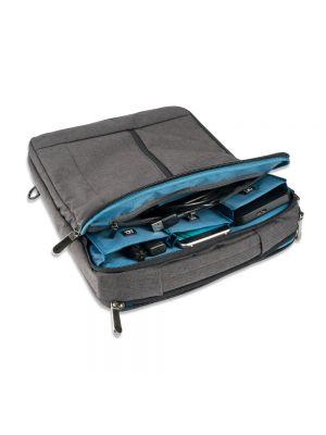 Torba Multimedia Bag do 15.6 za prenosnik, tablico in telefon | 4smarts Cambridge Anthracite