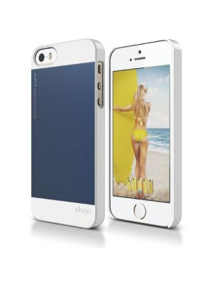 Ovitek trdi za iPhone 5/5S/SE Jeans Indigo Outfit Case elago