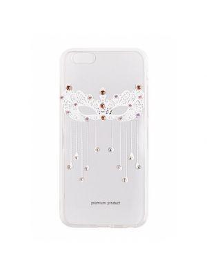 Ovitek za Huawei P8 Lite PROZOREN z vzorcem (Art Case beli 2) Vennus