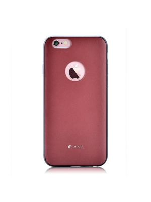 Apple iPhone 6/6S | Ovitek Original Leather Case Devia Red