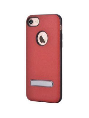 Ovitek trdi za iPhone 7 Devia iStand Case Red