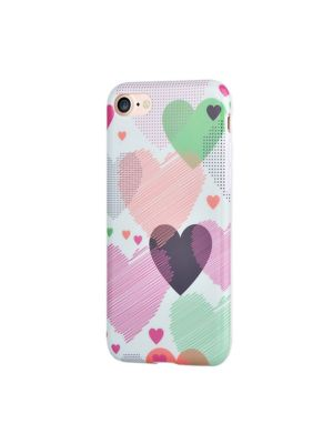 Apple iPhone 7/8/SE2 | Ovitek Vivid Case HEART Devia