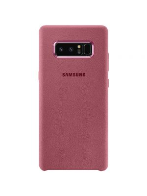 Ovitek trdi za Samsung Galaxy Note8/Note 8/N950F Original Alcantara Pink