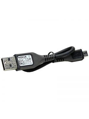 Podatkovni kabel Micro USB | Nokia Original Črn