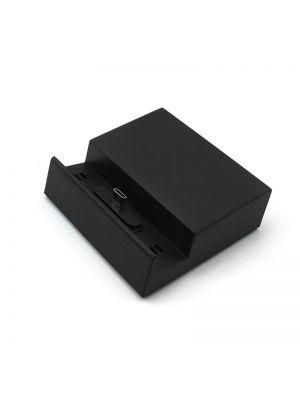 Polnilec namizni za Sony Z3/Z4/Z5/Z5 mini/Premium DK52 1.8A 15 ČRN Original