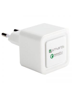 Polnilec univerzalni za hitro polnjenje USB  Quick Charger BEL 4smarts