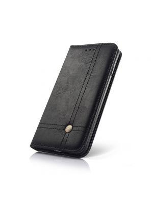 Apple iPhone 7+/8+ | Ovitek Preklopni Smart Prestige Črn