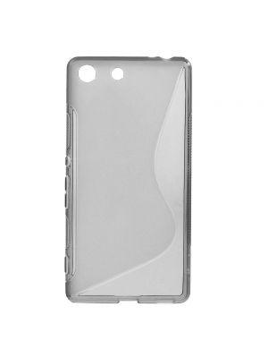Ovitek silikonski S-Line za LG G2 mini SIVO PROZOREN