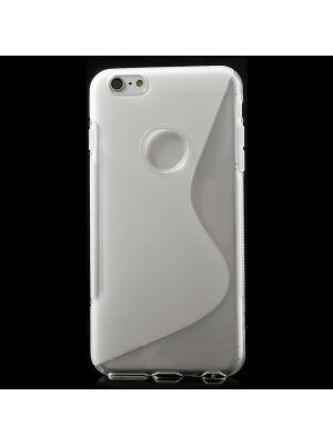 Ovitek silikonski S-line za HTC Desire 500 BELO PROZOREN