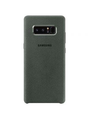 Ovitek trdi za Samsung Galaxy Note 8/N950F Original Alcantara Khaki