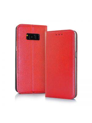 LG K41s/K51s | Ovitek Preklopni Smart Magnetic Rdeč